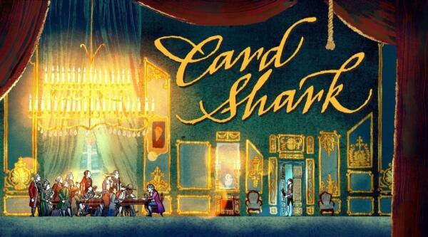 steam八月卡牌游戏推荐-《Card Shark》正式公布